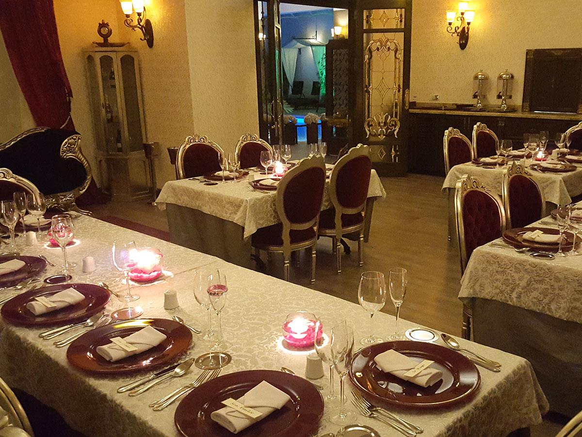 Eventos Hotel Casa Real
